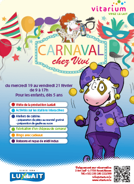 Carnaval chez Vivi
